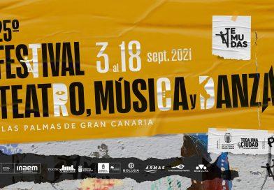 El Festival TEMUDAS celebra 25 años con un cartel con 44 compañías locales, nacionales e internacionales